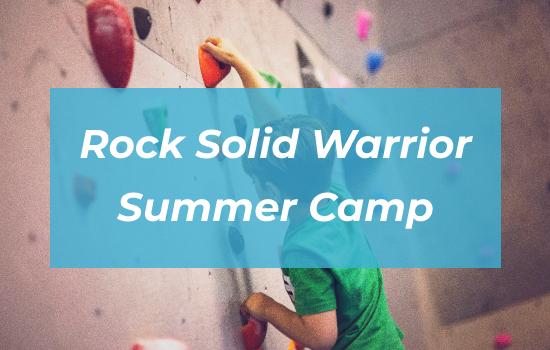rock solid warrior calendar, Rock Solid Warrior